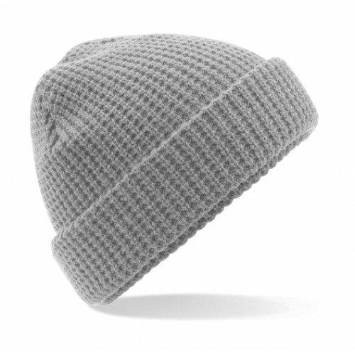 Beechfield Classic Waffle Knit kepurė