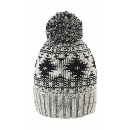 Result Winter Esentials Deluxe Fair Isle kepurė